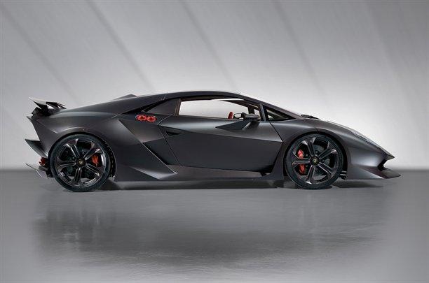 Lamborghini Sesto Elemento Concept 2010 (Paris Motor Show) 7
