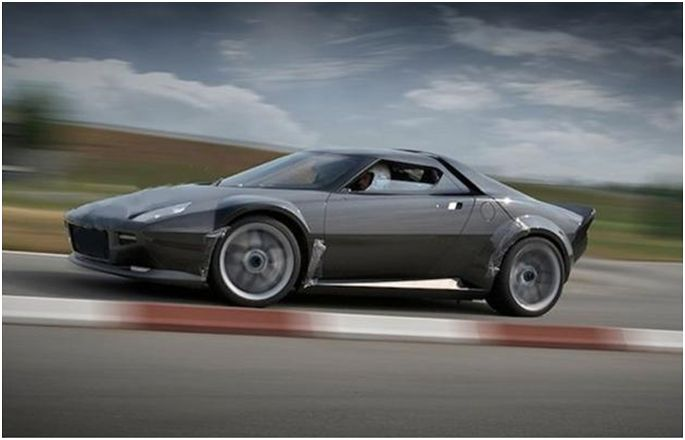 Lancia Stratos New 1