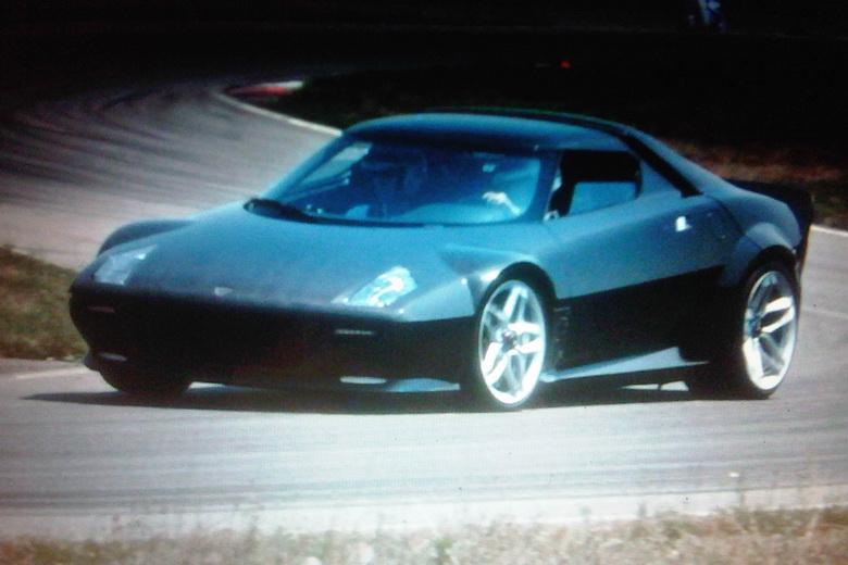 Lancia Stratos New 2