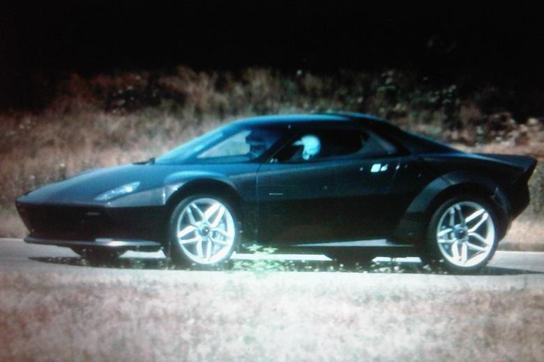 Lancia Stratos New 3