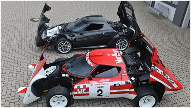 Lancia Stratos New More 2