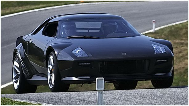 Lancia Stratos New More 6