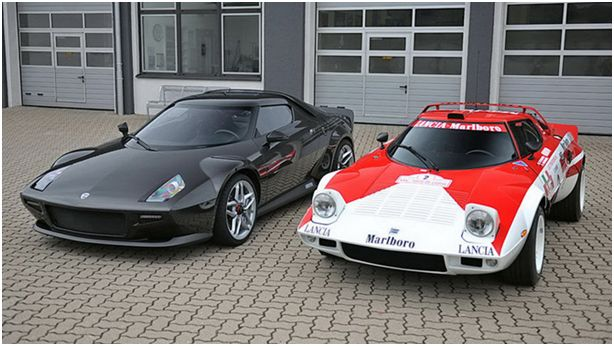 Lancia Stratos New More