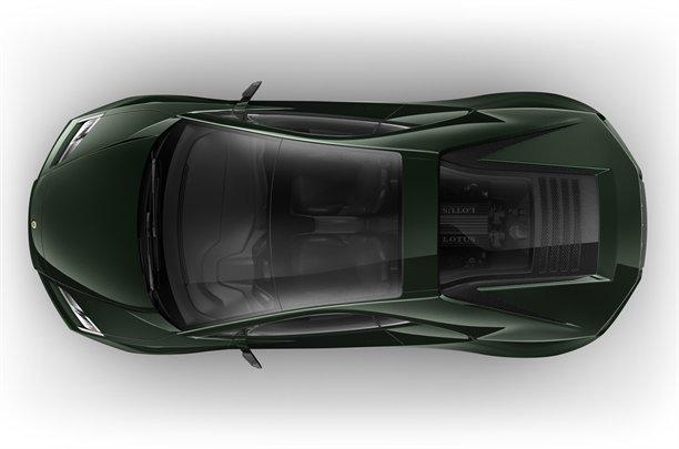 Lotus Esprit Concept 2013 (Paris Motor Show 2010) 2