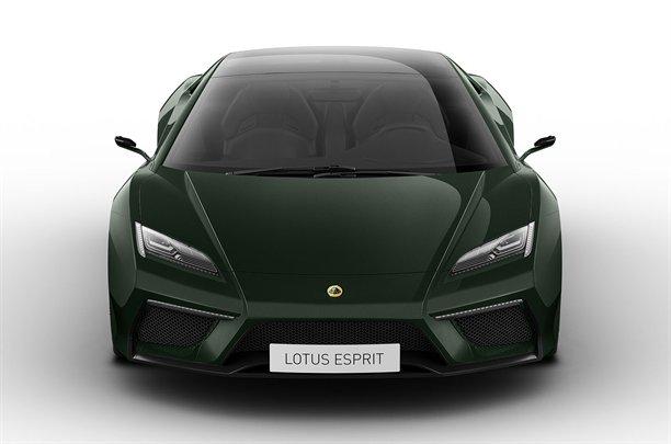 Lotus Esprit Concept 2013 (Paris Motor Show 2010) 3