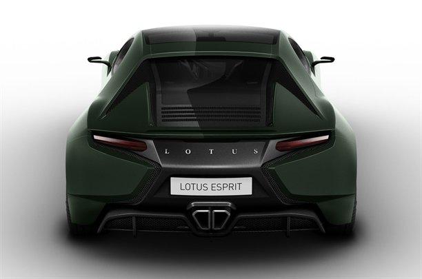 Lotus Esprit Concept 2013 (Paris Motor Show 2010) 4