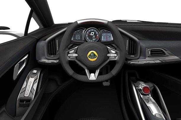 Lotus Esprit Concept 2013 (Paris Motor Show 2010) 5