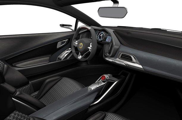 Lotus Esprit Concept 2013 (Paris Motor Show 2010) 6