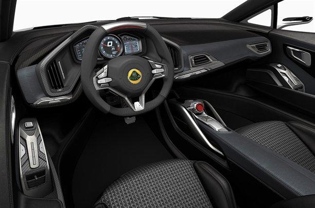 Lotus Esprit Concept 2013 (Paris Motor Show 2010) 8