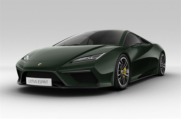 Lotus Esprit Concept 2013 (Paris Motor Show 2010)