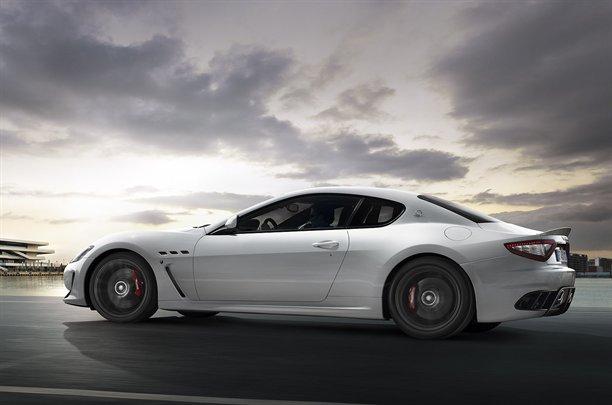 Maserati Grand Turismo MC Stradale 2
