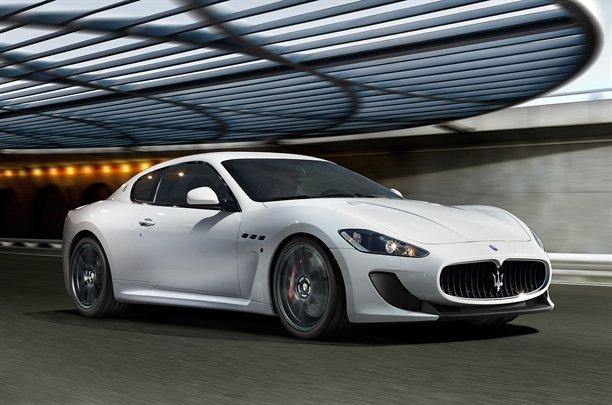 Maserati Grand Turismo MC Stradale