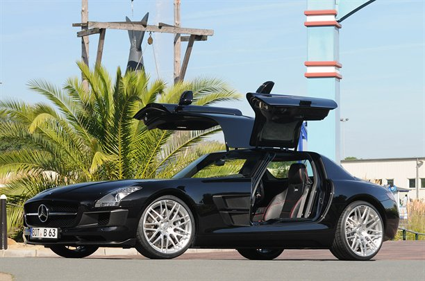 Mercedes AMG SLS Brabus 2