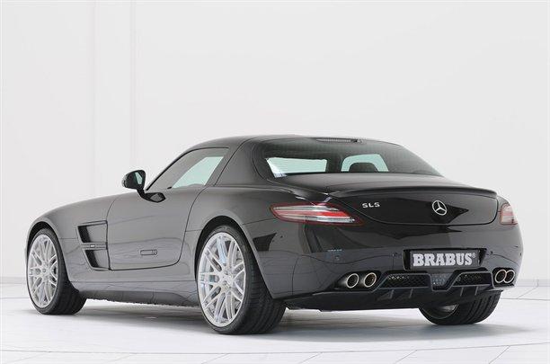 Mercedes AMG SLS Brabus 5