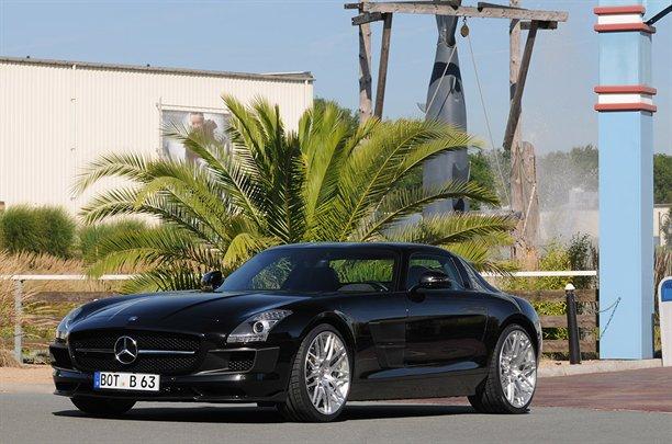 Mercedes AMG SLS Brabus