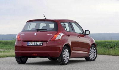 Suzuki Swift 2010 6