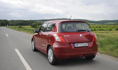 Suzuki Swift 2010 7