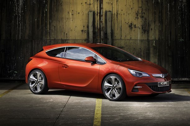 Vauxhall Astra VXR Concept 10