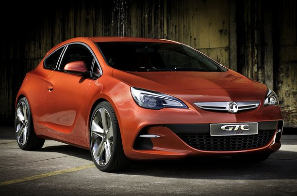 Vauxhall Astra VXR Concept 11