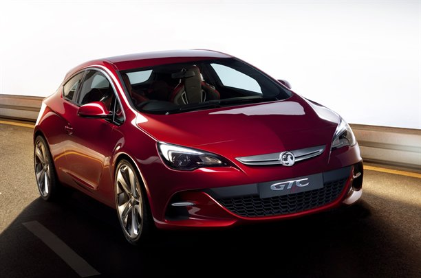 Vauxhall Astra VXR Concept 2