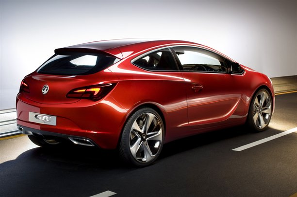 Vauxhall Astra VXR Concept 3