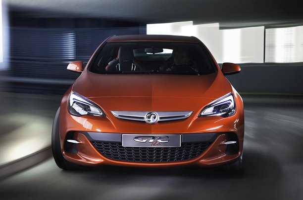 Vauxhall Astra VXR Concept 4