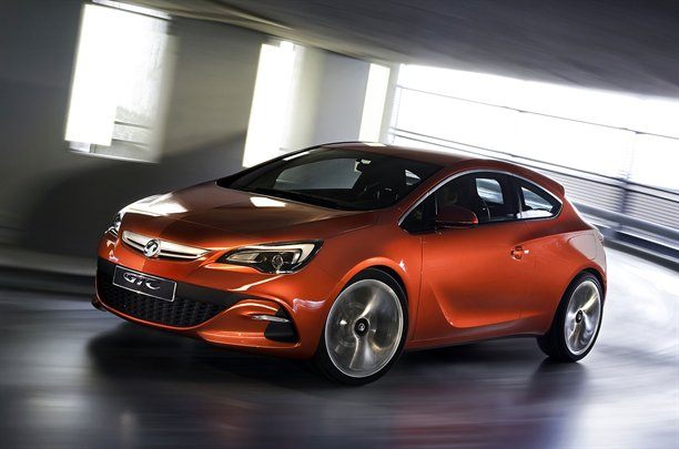 Vauxhall Astra VXR Concept 5