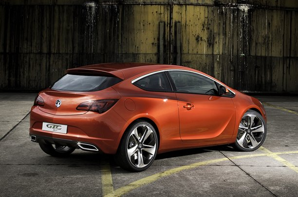 Vauxhall Astra VXR Concept 7