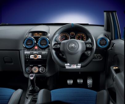 Vauxhall Corsa VXR Blue Edition 2