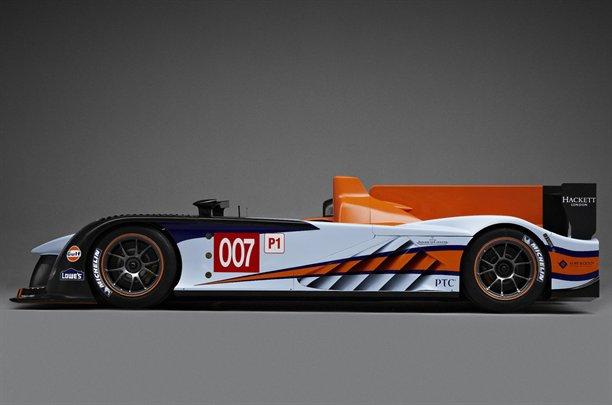 Aston Martin LMP1 Le Mans 2011 2