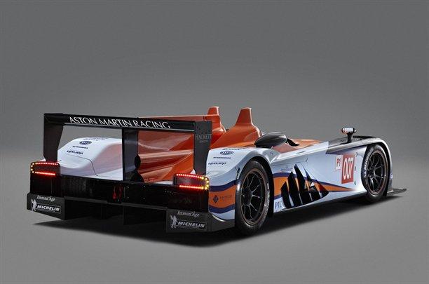 Aston Martin LMP1 Le Mans 2011 3