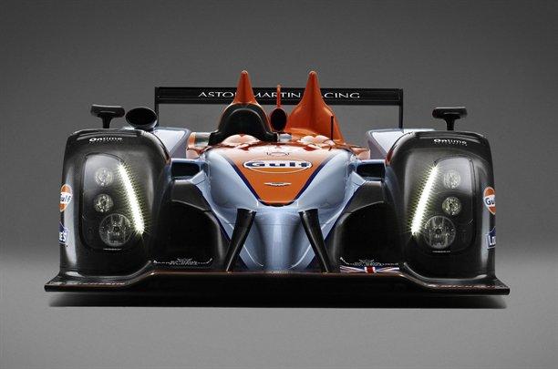 Aston Martin LMP1 Le Mans 2011 4