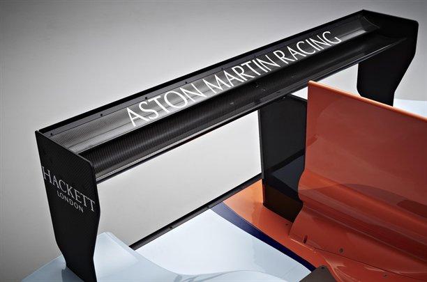 Aston Martin LMP1 Le Mans 2011 5