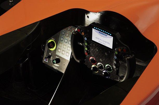 Aston Martin LMP1 Le Mans 2011 6