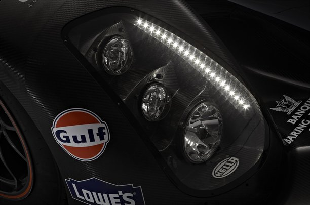 Aston Martin LMP1 Le Mans 2011 7