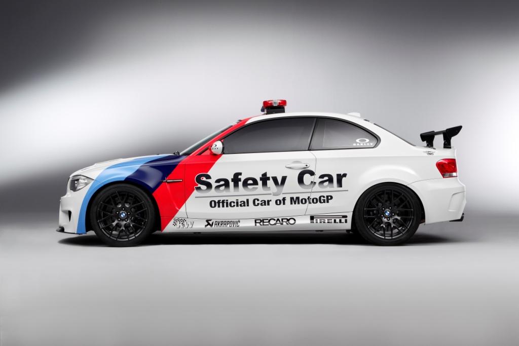 BMW 1 Series M Moto GP Safety Car