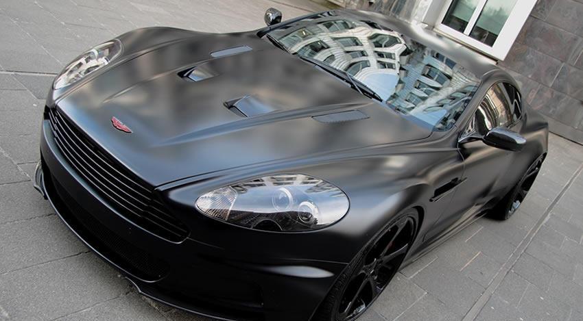 Aston Martin DBS Anderson Germany Superior Black Edition 3