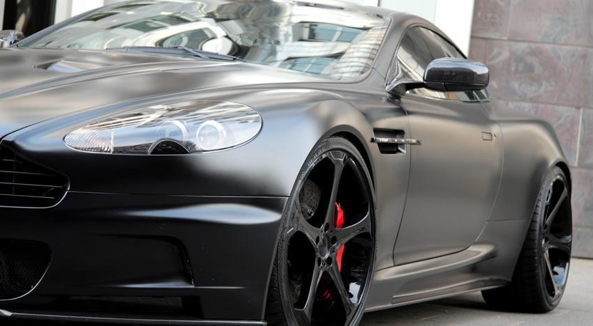 Aston Martin DBS Anderson Germany Superior Black Edition 4