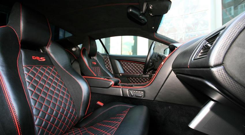 Aston Martin DBS Anderson Germany Superior Black Edition 8