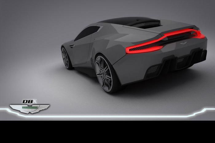 Aston Martin DBX 2