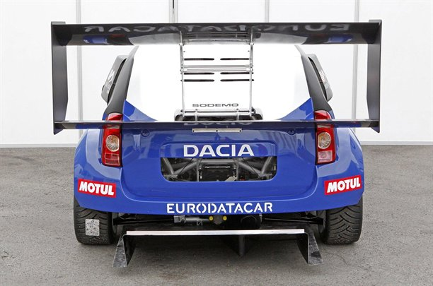 Dacia Duster No Limit 4