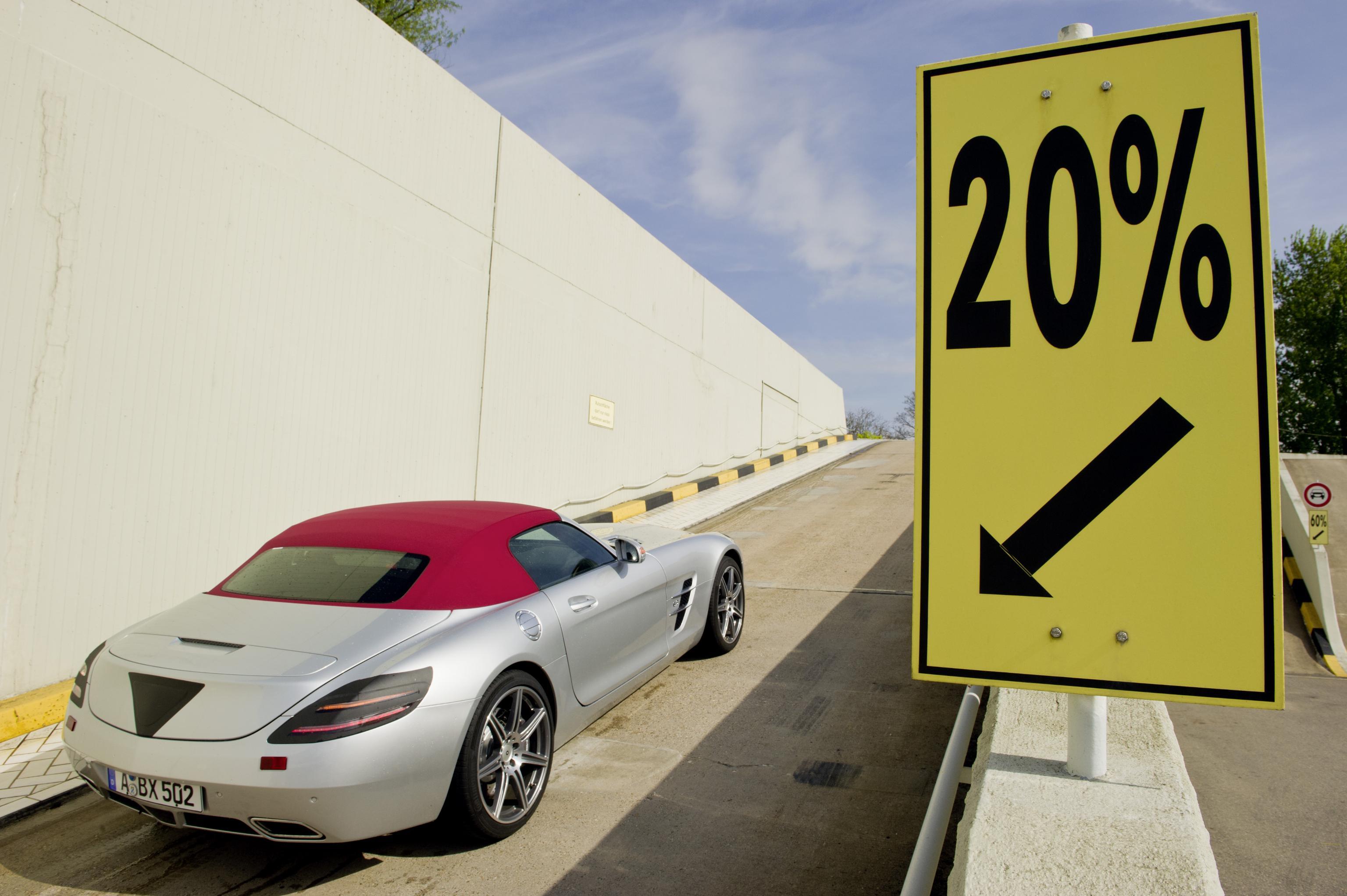 Mercedes SLS Roadster (4)