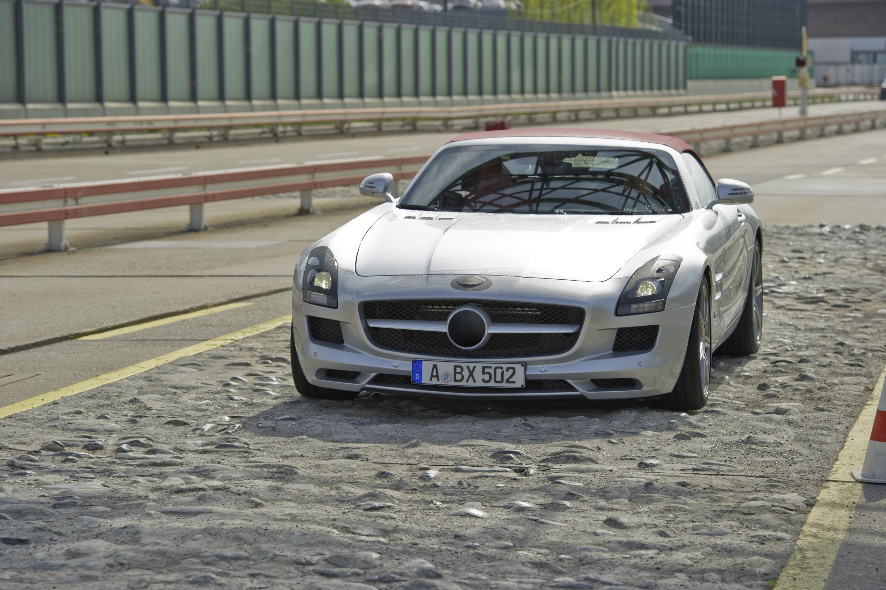 Mercedes SLS Roadster (5)