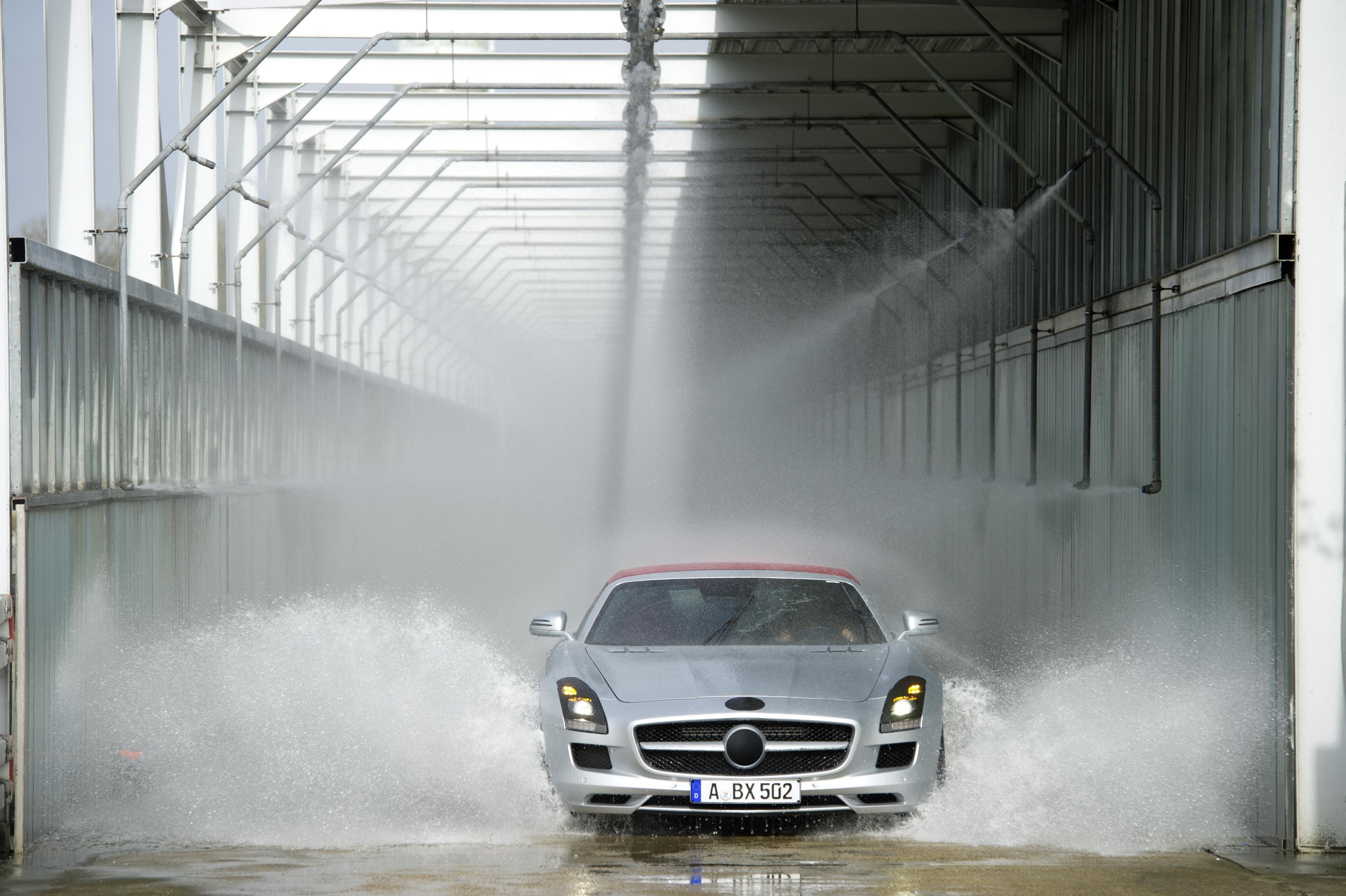 Mercedes SLS Roadster (6)