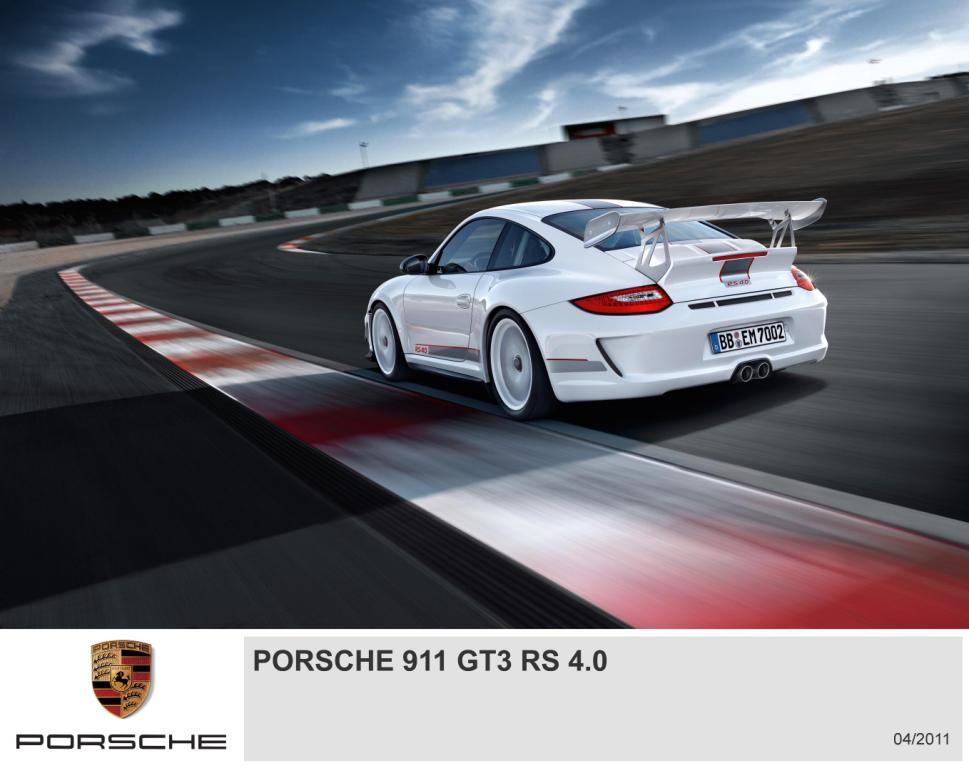 Porsche 911 GT3 RS 4.0 LQ