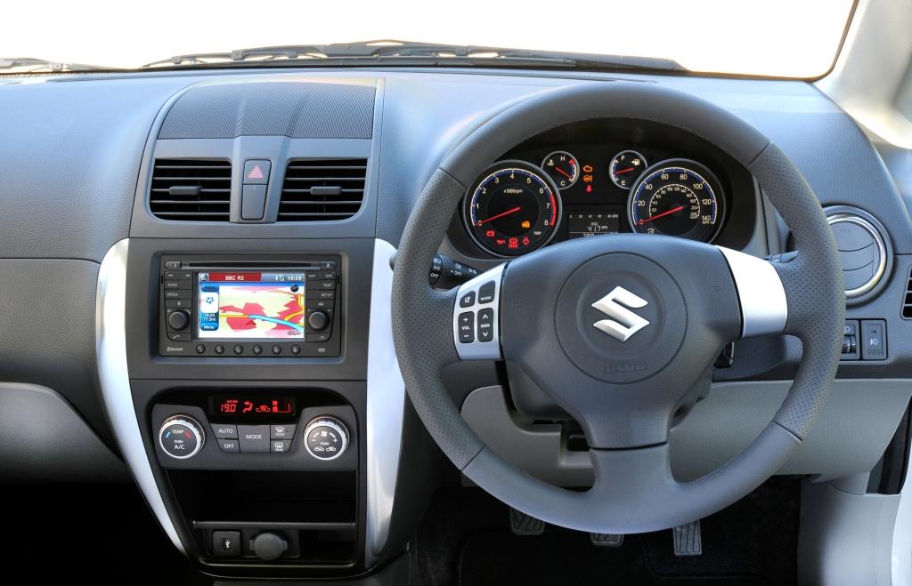 Suzuki SX4 X-EC 5