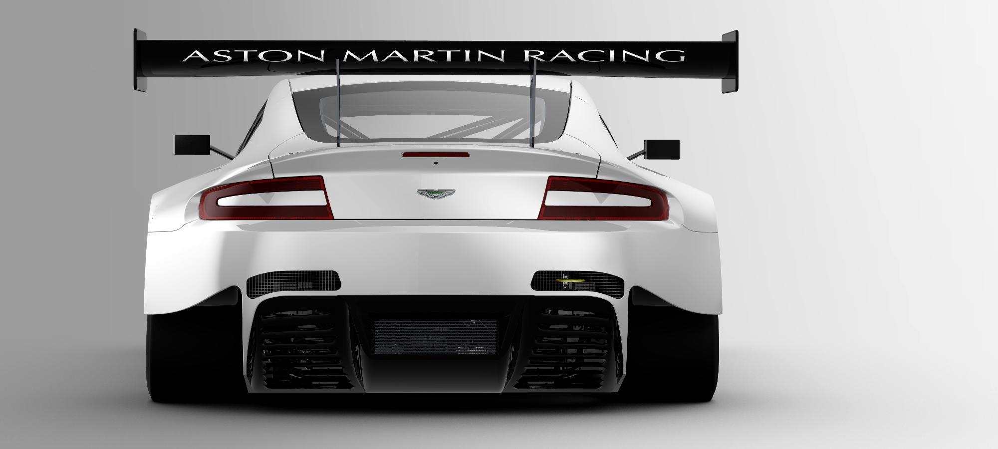 Aston Martin V12 Vantage GT3 (2011) 3