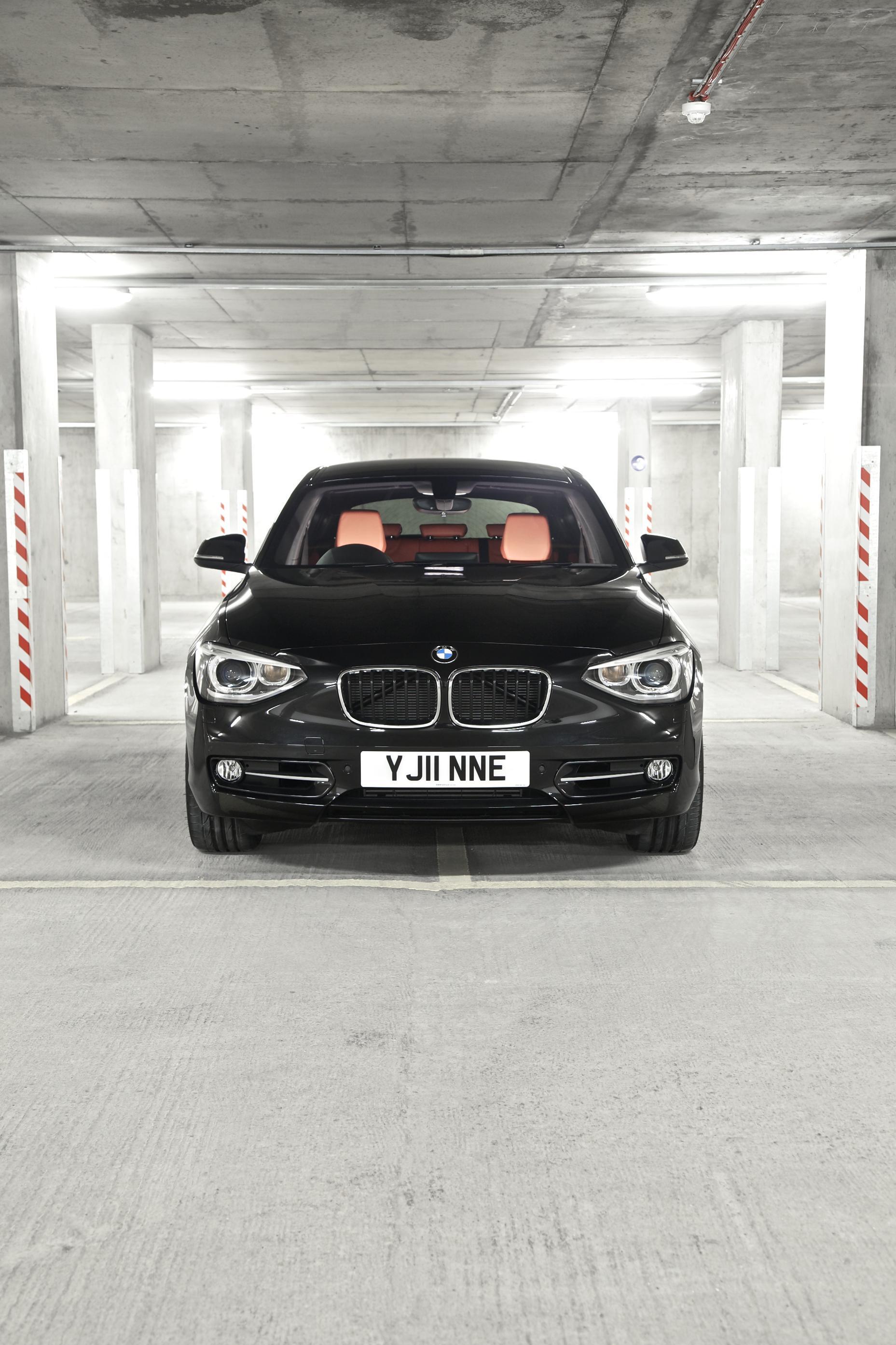 BMW 1 Series (2011) 3