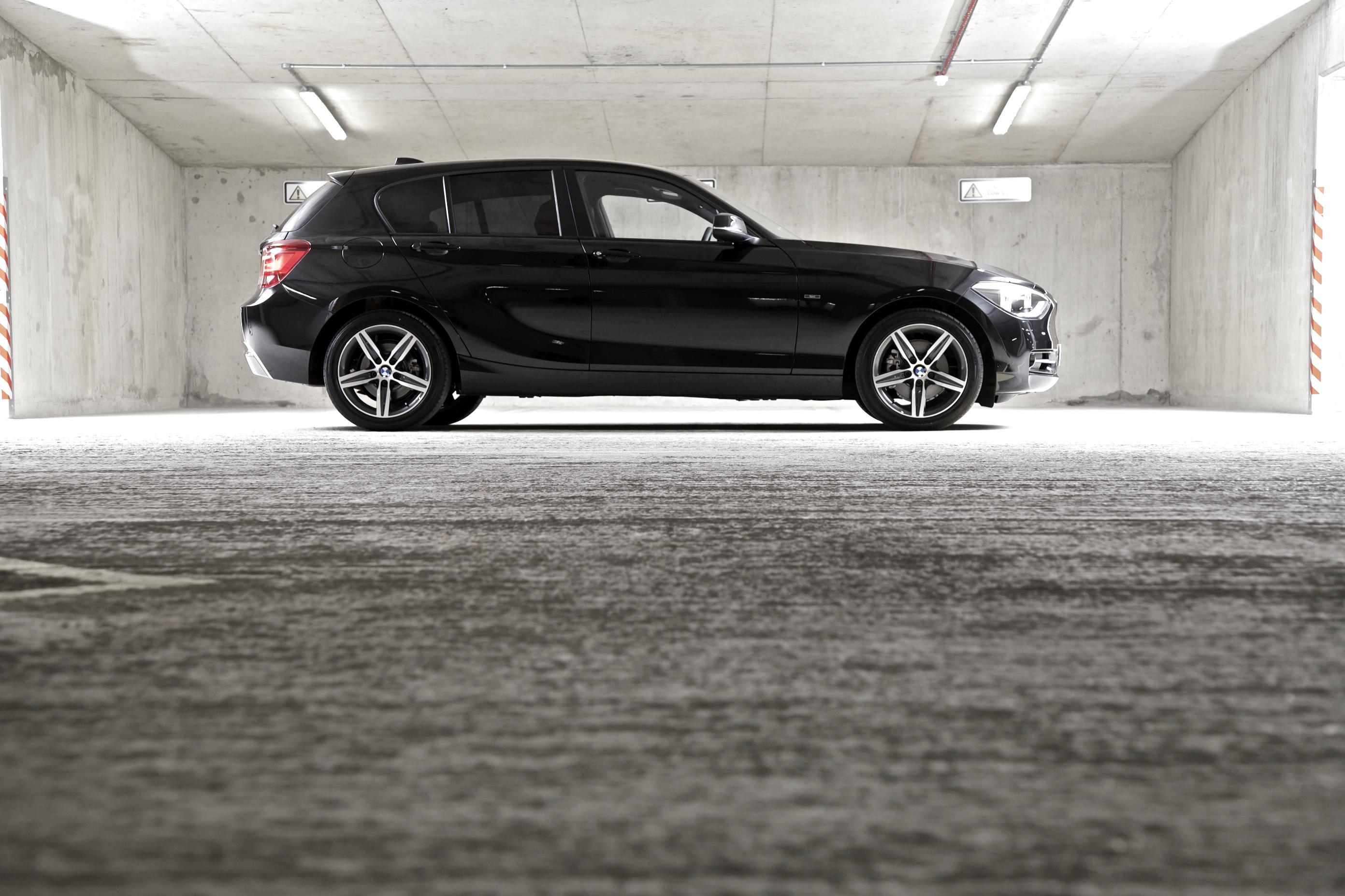 BMW 1 Series (2011) 4