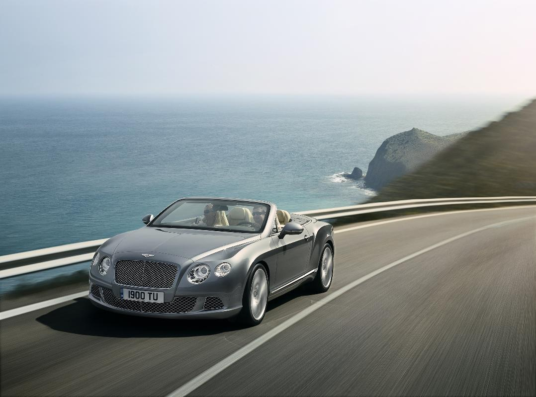 Bentley Continental GTC 2011 2